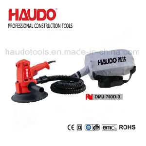 Haoda Ultra Light Hand-Held Drywall Sander with Auto-Vacuum pictures & photos
