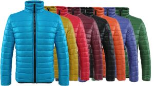 Men Casual Fashion Cotton Winter Padding Jackets (0115) pictures & photos
