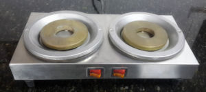 Copper Heating Ring Stove Coffee / Hot Plate