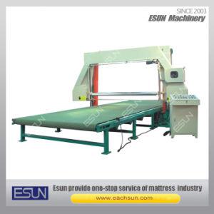 Horizontal Foam Mesh-Belt Cutting Machine Epq-Wdxf-2150 pictures & photos