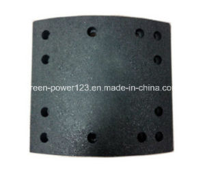 Brake Shoe Non Asbestos Heavy Duty Truck Brake Lining 4515 pictures & photos