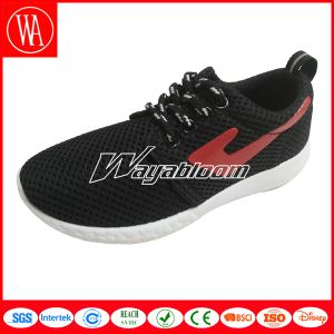 New Style Mesh Breathable Student Sport Shoes pictures & photos
