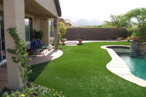 Multi-Purpose Artificial Grass UV Resistant Lawn Grass Direct Manufacturer pictures & photos