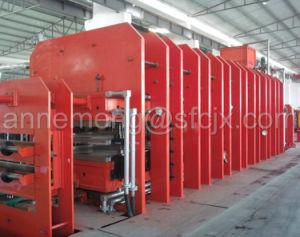 Belt Vulcanizing Machine, Fabric Core Conveyor Press pictures & photos