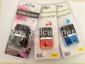 Promotional Car Vent Perfume Car Air Freshener (JSD-A0004) pictures & photos