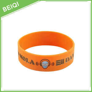 Top Sales Siliocne Wristbands with Custom Logo pictures & photos