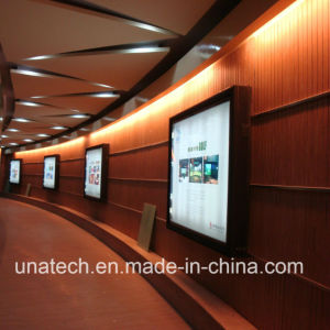 Wall Mounted Single Side Shopping Mall LED Scrolling Lightbox Advertising pictures & photos