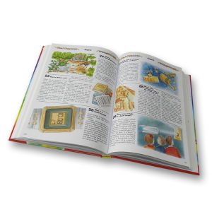 Customized Hardcover Book Printing, Book Printing with Hardcover pictures & photos