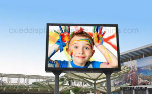 SMD Full Color P6 P8 P10 P16 LED Display Waterproof Outdoor Large Advertising Screen LED Video Wall Waterproof Cabinet pictures & photos