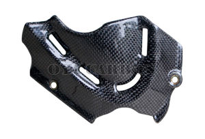 Carbon Fiber Sprocket Cover for Ducati Monster pictures & photos