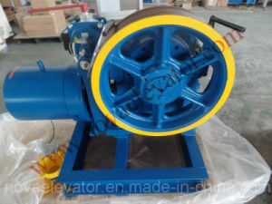 Elevator Geared Traction Motor for Passenger Elevator pictures & photos