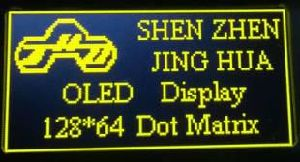 1.8 Inch OLED Display for Industrial Application