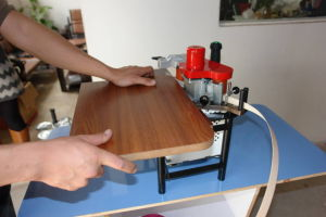 Easy and Simple Operation Wood Edge Banding Machine pictures & photos