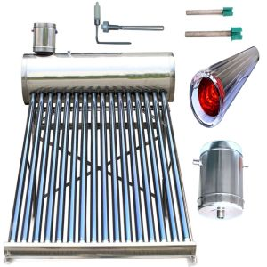 Vacuum Tube Solar Water Heater (Stainless Steel Solar Hot Collector) pictures & photos