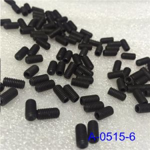 Flow Style Waterjet Cutting Machine Parts Cleaning Gun Screw pictures & photos