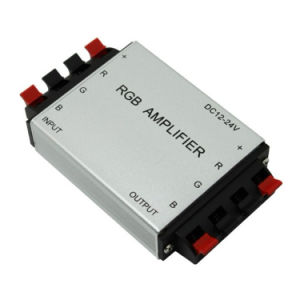 DC12V High Power LED RGB Amplifier