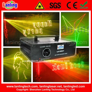 RGY Animation Wedding Event Laser Light for Disco Party pictures & photos