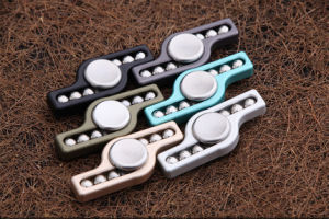 Factory Wholesales Metal Alloy Bolt Fidget Hand Spinner pictures & photos
