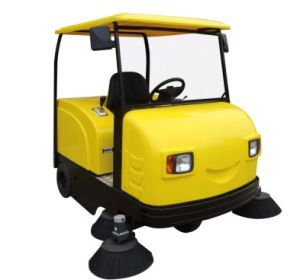 Industrial Warehouse Floor Sweeper pictures & photos