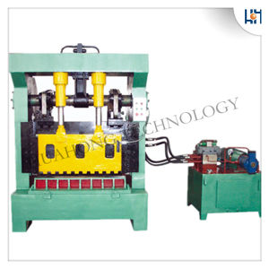 Hydraulic Guillotine Metal Sheet Shear Recycling Machines pictures & photos