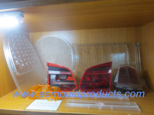 Plastic Mould for Transparent Plastic Injection Parts of LED Lights pictures & photos