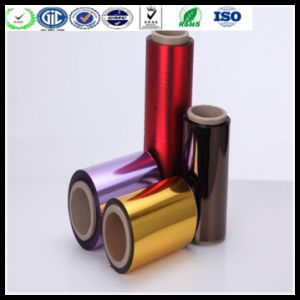 Metallized Aluminium Pet Film Metallized BOPET VMPET Film pictures & photos