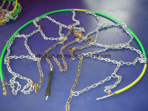 Single Truck Chain and Dual-Triple Truck Chain (Snow chain) pictures & photos
