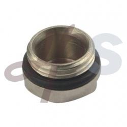 Brass Radiator Plug for Aluminum Radiator pictures & photos