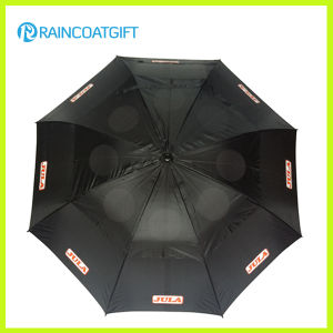23inch*8k Straight Automatic Opening Advertising Umbrella pictures & photos
