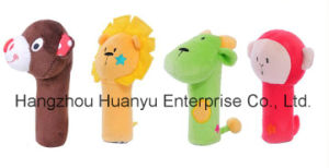 New Design Stuffed Baby Hand Rattle Toy pictures & photos