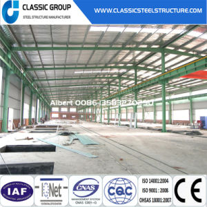 Industrial Easy Assembly Steel Structure Prefabricated Building Cost pictures & photos