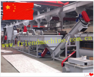 Plastic Bottle Crushing and Drying Recycling Line pictures & photos