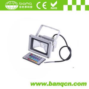 Hot! 10W LED Flood Light (BQ-FL115-10W-RGB)