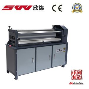 Table Adjust Speed Gluing Machine pictures & photos