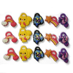 Fashional Soft PVC Shoes Ornament for Kids Shoe Decoration pictures & photos