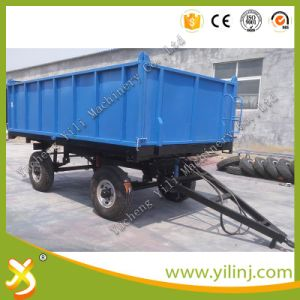 5 Ton Farm Trailer for Agricultural Tractor pictures & photos