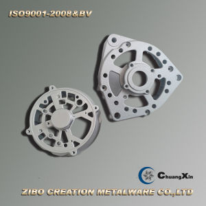 Professional Aluminum Die Casting Truck Alternator Cover with ISO Certificate pictures & photos