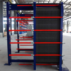 AISI304/316L Sanitary Stainless Steel Wort Cooling Gasketed Plate Heat Exchanger pictures & photos