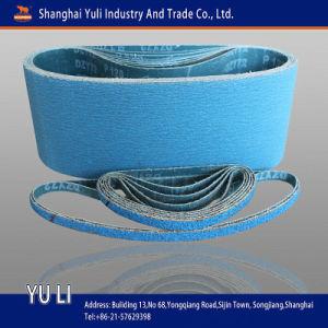 Superior Grade Heavy Abrasive Cloth Backed Zirconia Abrasive Sanding Belt (001402)