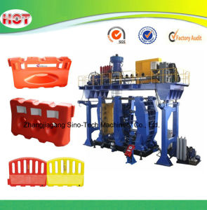 Plastic Road Traffic Barrier Blow Molding Machine pictures & photos