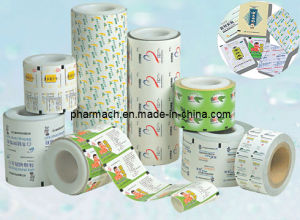 Pharmaceutical: Paper-Aluminium Laminated Foil pictures & photos