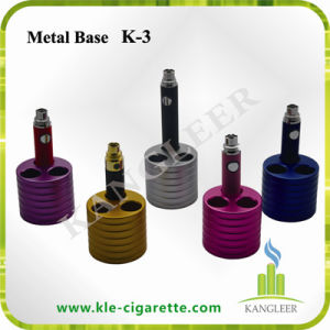 E Cigarette Metal Colorful EGO Battery Sucker 2014