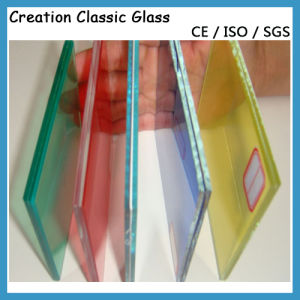 Low-E Reflective Glass for Art Decorative Glass/Window Glass with Ce & ISO9001 pictures & photos