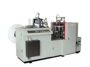 Automatic Disposable Used Paper Cup Machine pictures & photos