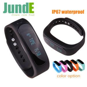 Smart Sport Bracelet with Precise Body Sensor and Waterproof Function