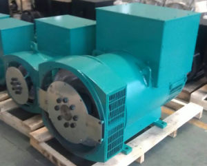 Stamford AC Diesel Generator 100%Copper Wirethree Phase Alternators Fd5m pictures & photos