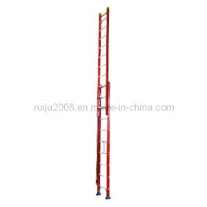 Fiberglass Single Extension Ladder pictures & photos