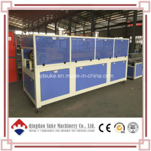 PVC WPC Decoration Wall Board Extrusion Making Machine pictures & photos