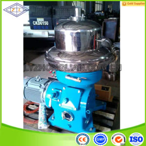 Dhc400 Automatic Discharge Yeast Fermentation Broth Nozzle Disc Centrifugal Separator Machine pictures & photos