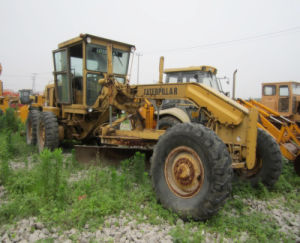 Used Cat Grader 14G, Used Motor Grader Caterpillar 14G for Sale pictures & photos